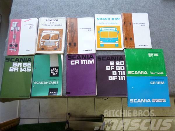 [Other] Instruktionsböcker