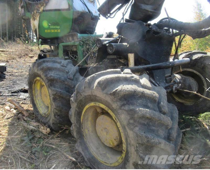 John Deere 1270E Breaking/Demonteras