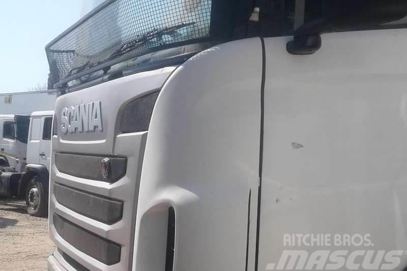 Scania R420 LA 6x4 MSZ
