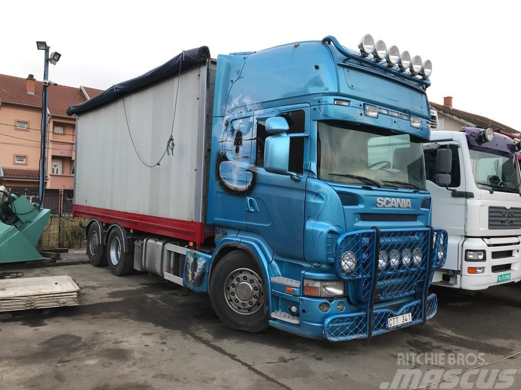 Scania R 560 V8 KIPER