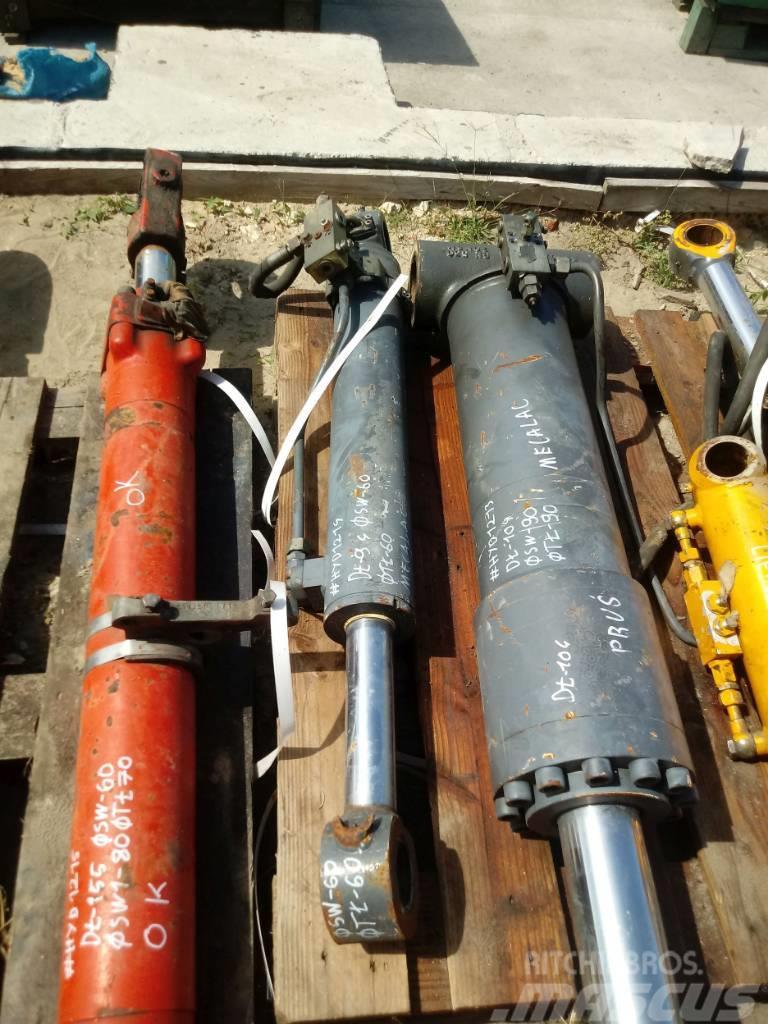 Mecalac Siłownik Mecalac Hydraulic cylinder 94 60 60