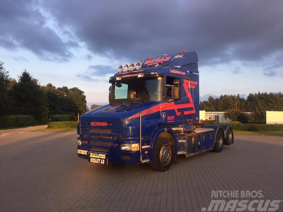 Scania T 144-530