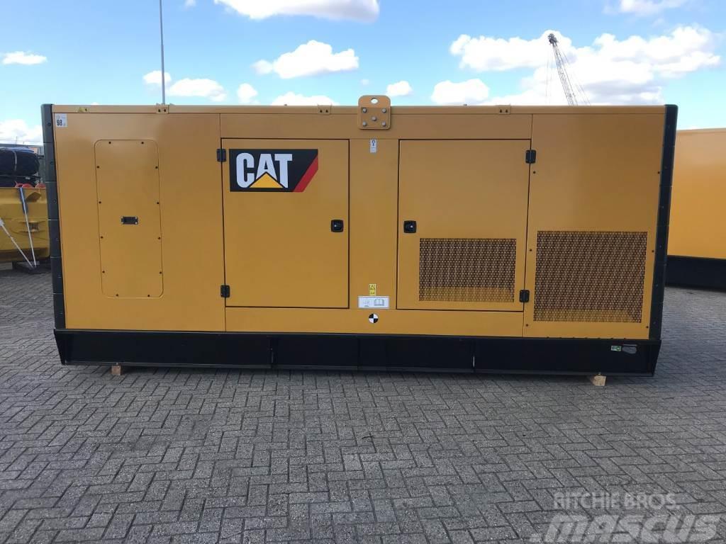 Caterpillar C 15 E0 - Generator Set - 550 kVa
