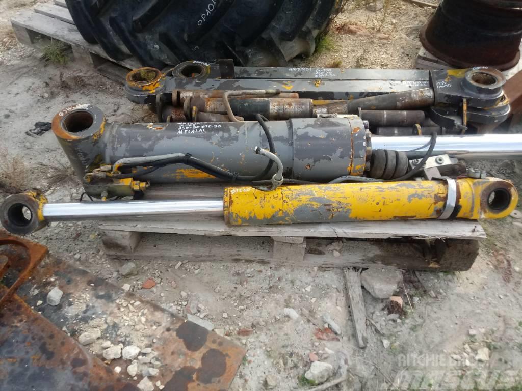 [Other] Siłownik  Hydraulic cylinder 112 60 60