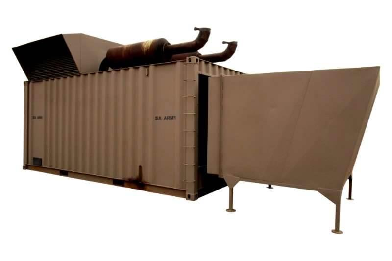 [Other] Other Stanford Army Generator 700kVA