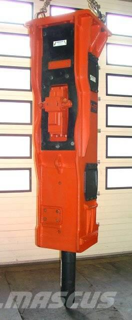 NPK GH 18 3400kg gebraucht - generalüberholt