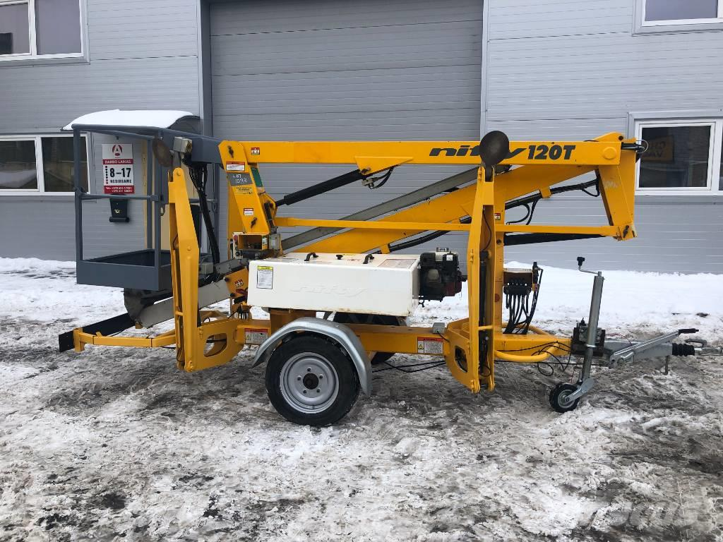 Niftylift 120TPE
