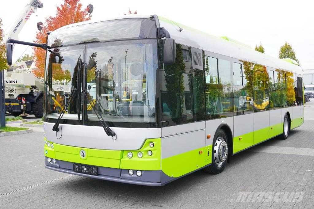 [Other] SOLBUS  SOLCITY SM12 , E6 , 26+1 seats , city bus