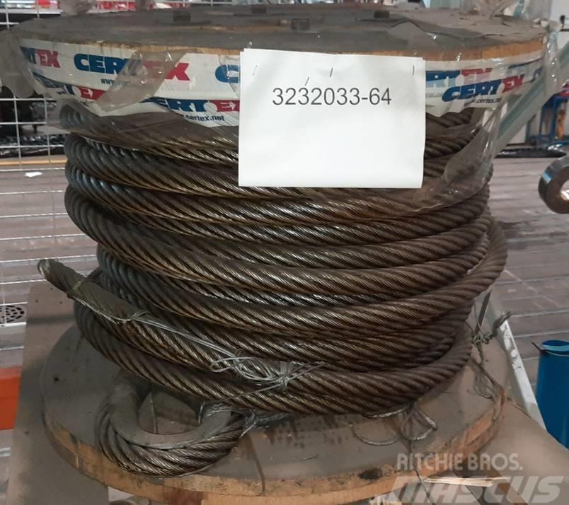 [Other] Veropro steel rope Veropro 8 32-64