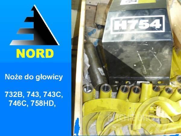 Timberjack / John Deere / NORD Import-Eksport Nóż do głowicy