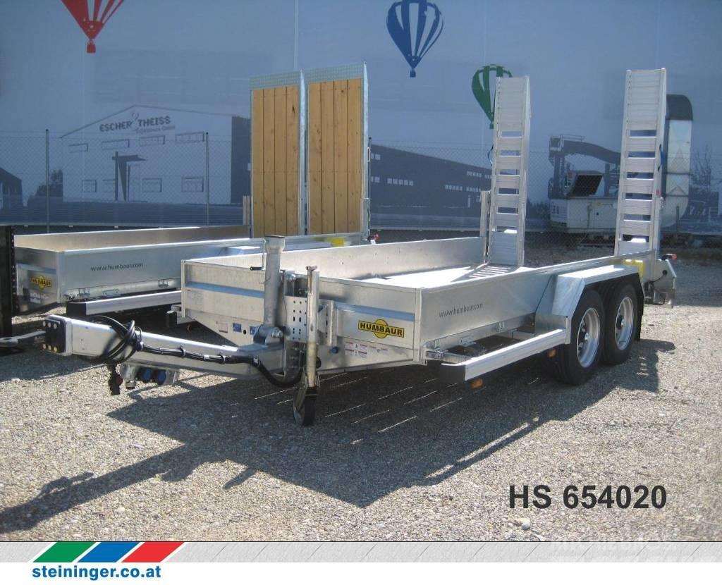 Humbaur Tieflader HS 654020 BS