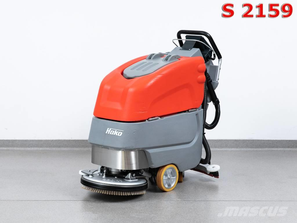 [Other] SCRUBBER DRYER HAKO B 45 CL - NEW BATTERIES