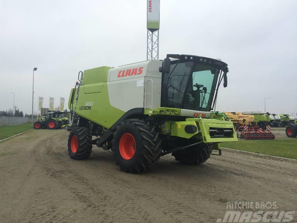 CLAAS LEXION 650 4I