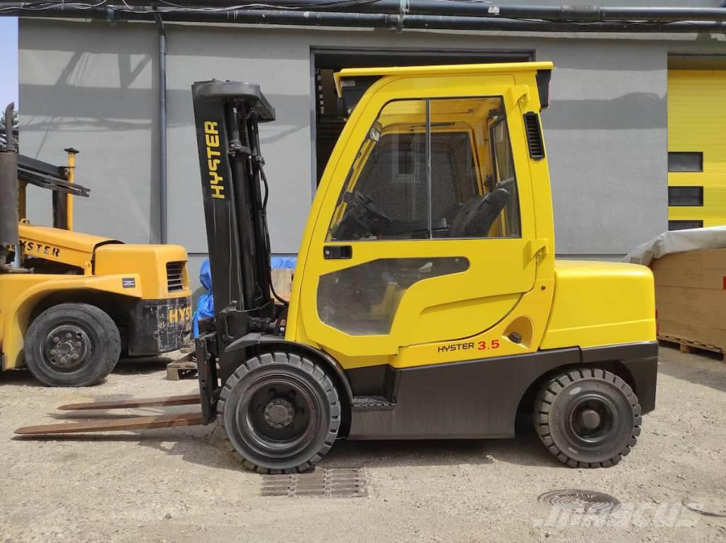 Hyster H3.5FT D
