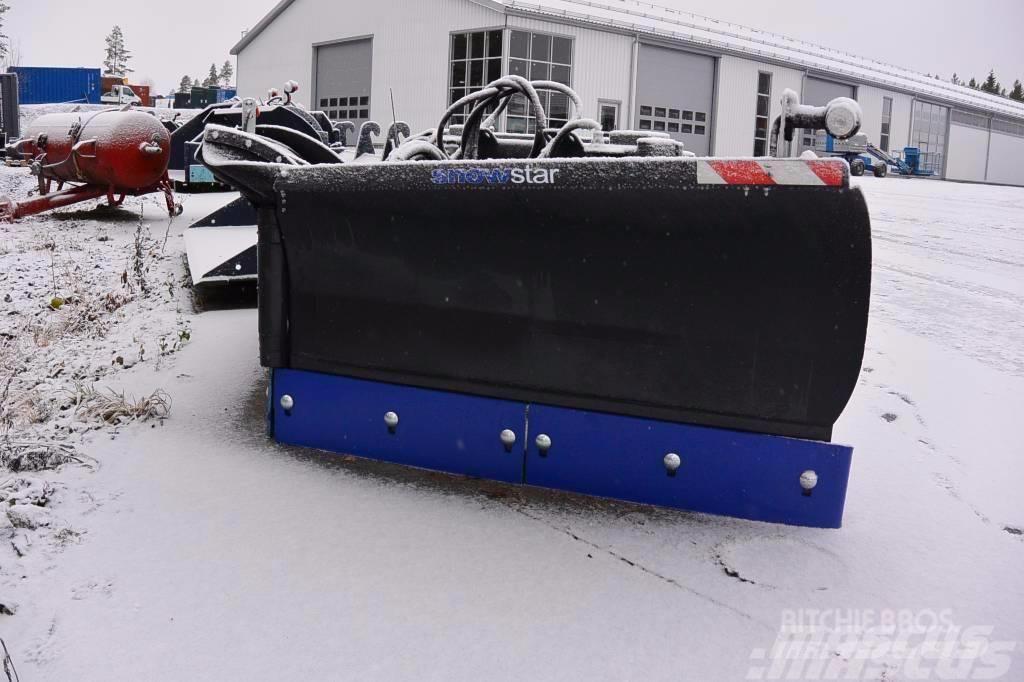 Snowstar NL290 ny vikplog 2års garanti 69000:-
