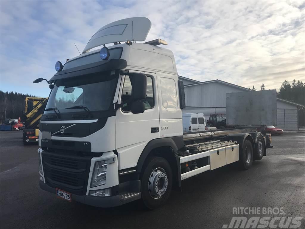 Volvo FM-500 Globetrotter