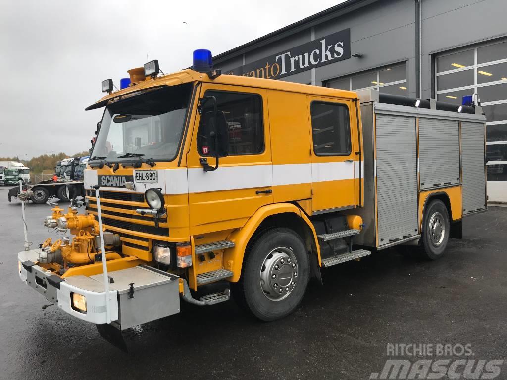 Scania HUUTOKAUPALLA P 92 M