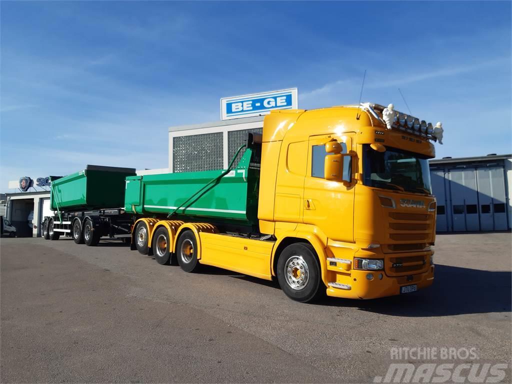 Scania R730LB8X4*4 Kassett