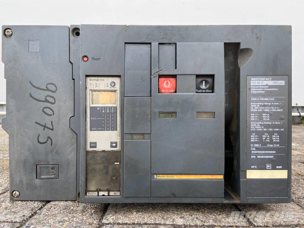 Schneider NW25H Breaker - 2.500A - DPX-99075