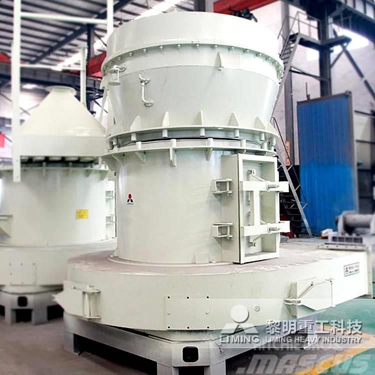 Liming 5-10tph TGM Trapezium Mill