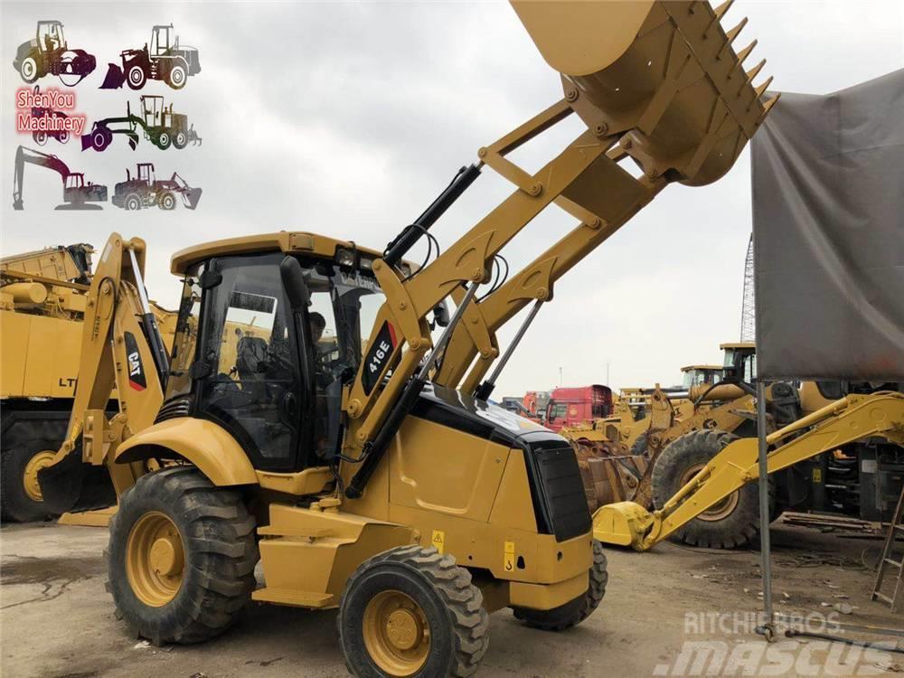 Caterpillar 416 E   420F  420E