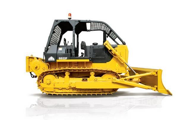 Shantui SD22F lumbering bulldozer