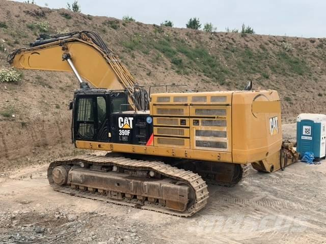 Caterpillar 390FL ME available in Germany