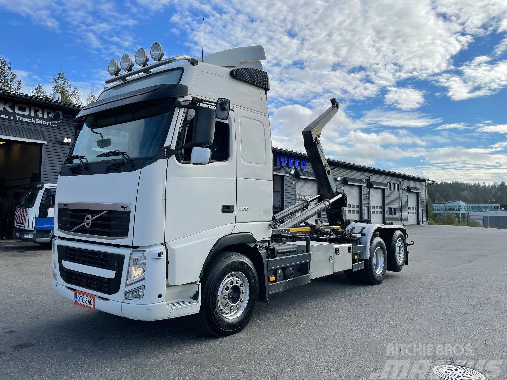 Volvo Fh 13 460 6x2