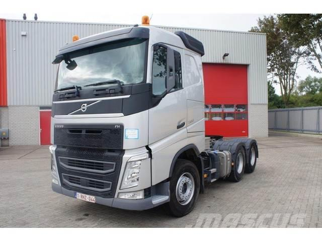 Volvo FH4-500 / MANUAL / RETARDER / 6X4 / EURO-6 2017
