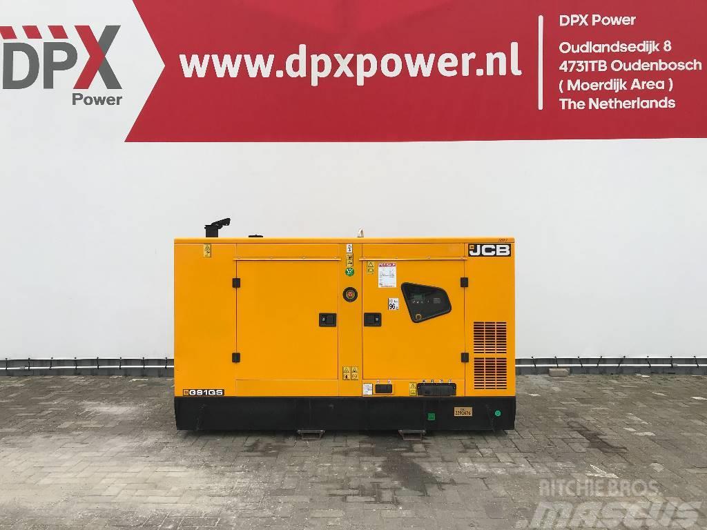 JCB G91QS - 91 kVA Generator - DPX-11877