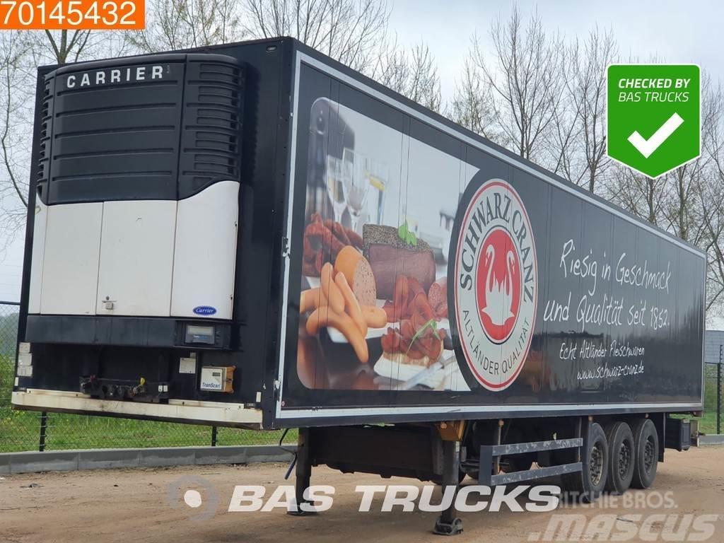 Schmitz Cargobull SK024 3 axles Liftachse Blumenbreit Doppelstock Ca