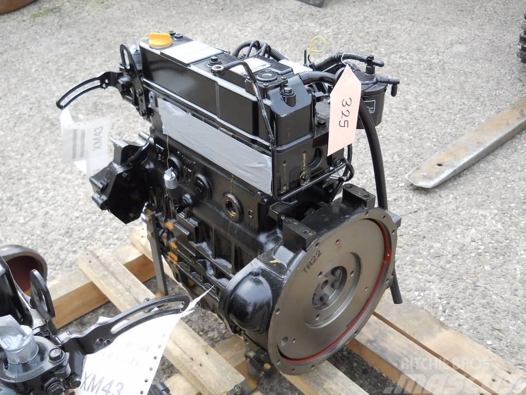 Yanmar 4TNV84T, 2014, Motorer