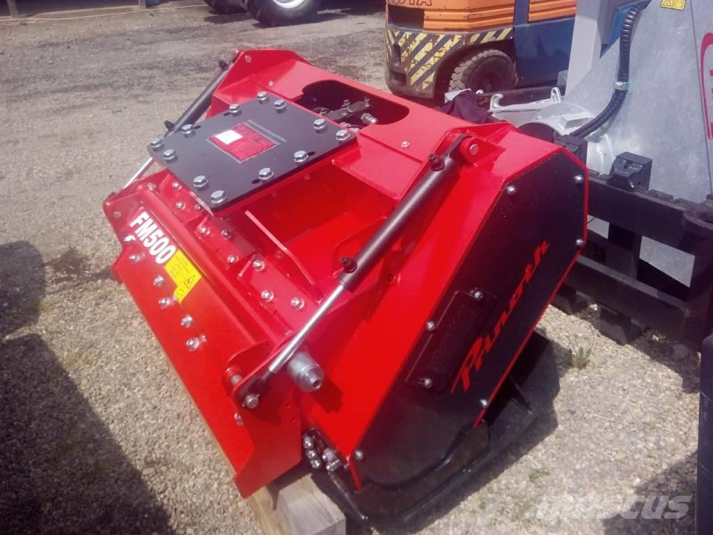 Ahwi FM500-1100 H kotró mulcsozó