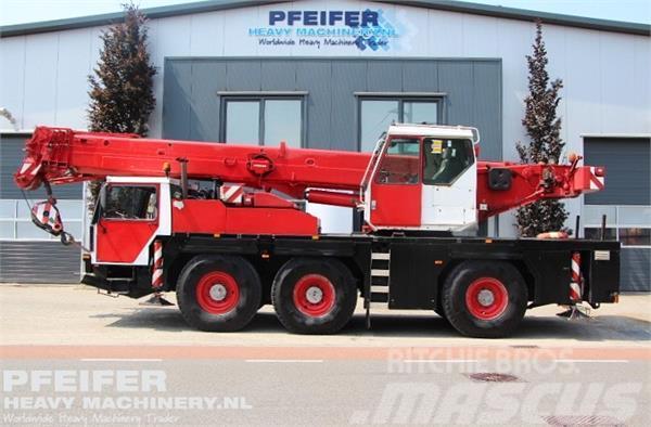 Liebherr LTM1040-1 6x6x6 Drive, 40t Cap. 30m Boom, 14.5m Ji