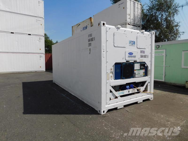 Carrier 20 ft. Kühlcontainer Container  ML2i