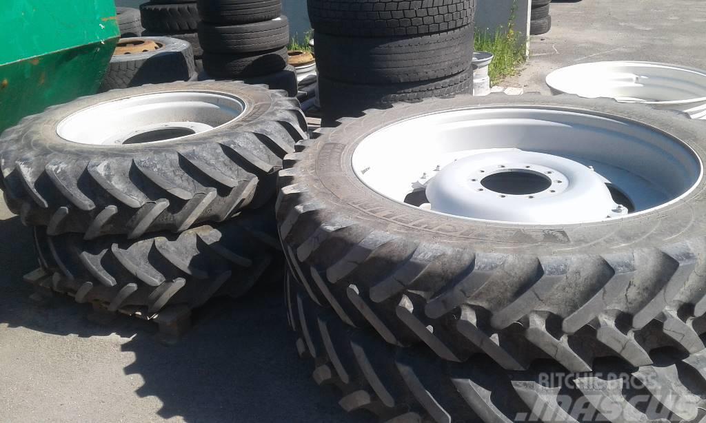 Michelin 34 och 50 tum Radodlingshjul