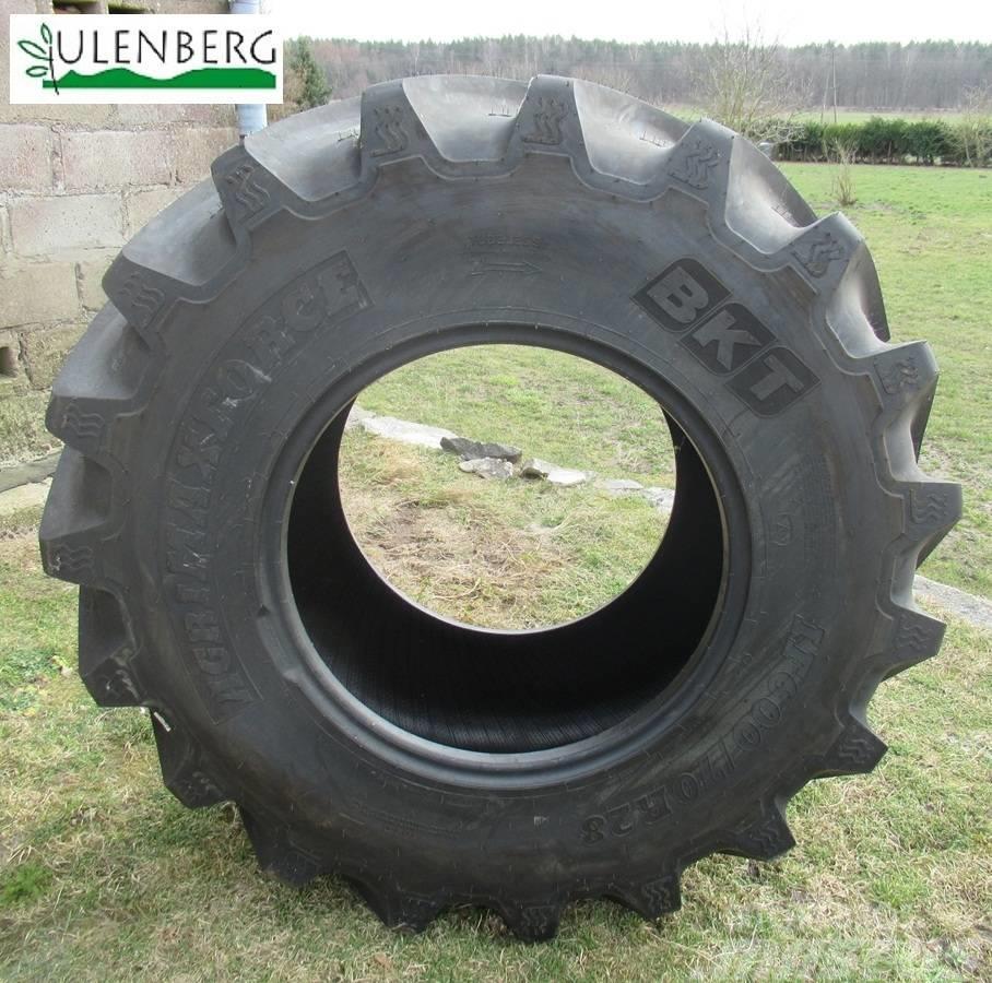 BKT 600/70R28 AGRIMAXFORCE