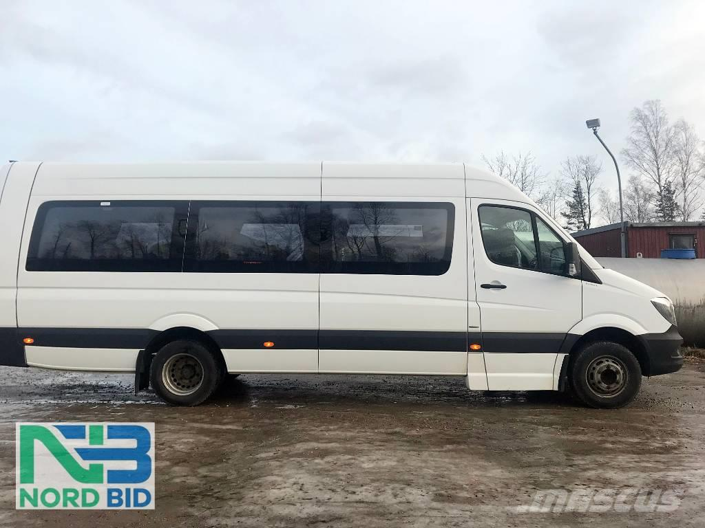 Mercedes-Benz Sprinter 516 CDI, 22 pax, Euro 6, XXL, manual