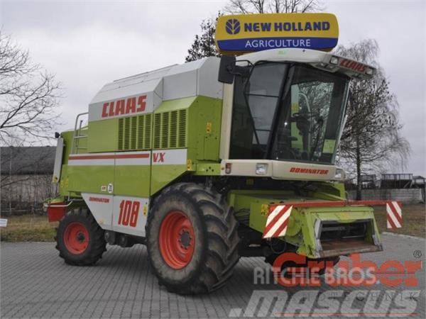 CLAAS Dominator 108 VX