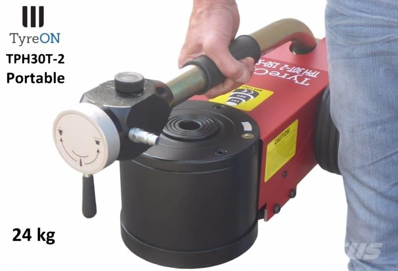 TyreOn TPH30T-2M | Air-Hydraulic Jack | 30T |  Two-stage