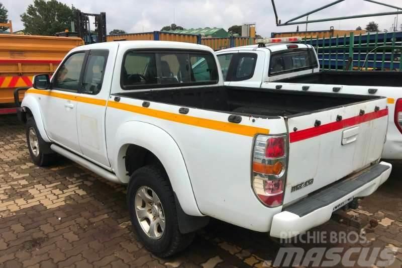 Toyota BT 50 DIESEL FREESTYLE CAB ( NON RUNNER )