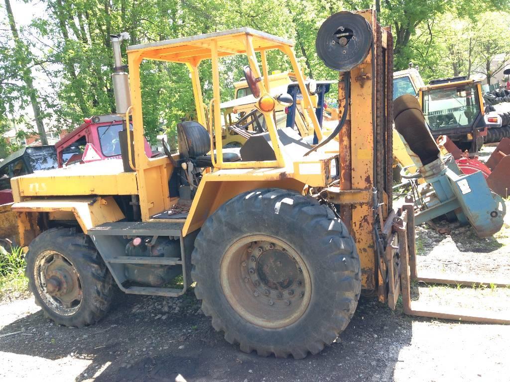 Zetor ND9-031 Forklift