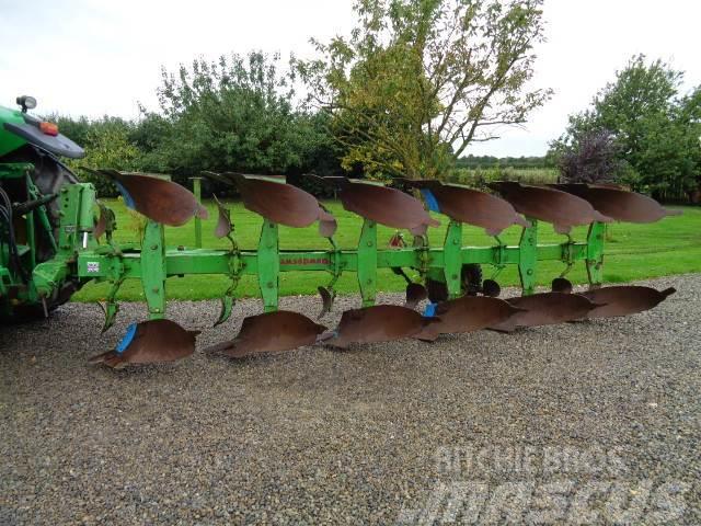 Dowdeswell dp7e 6 furrow plough