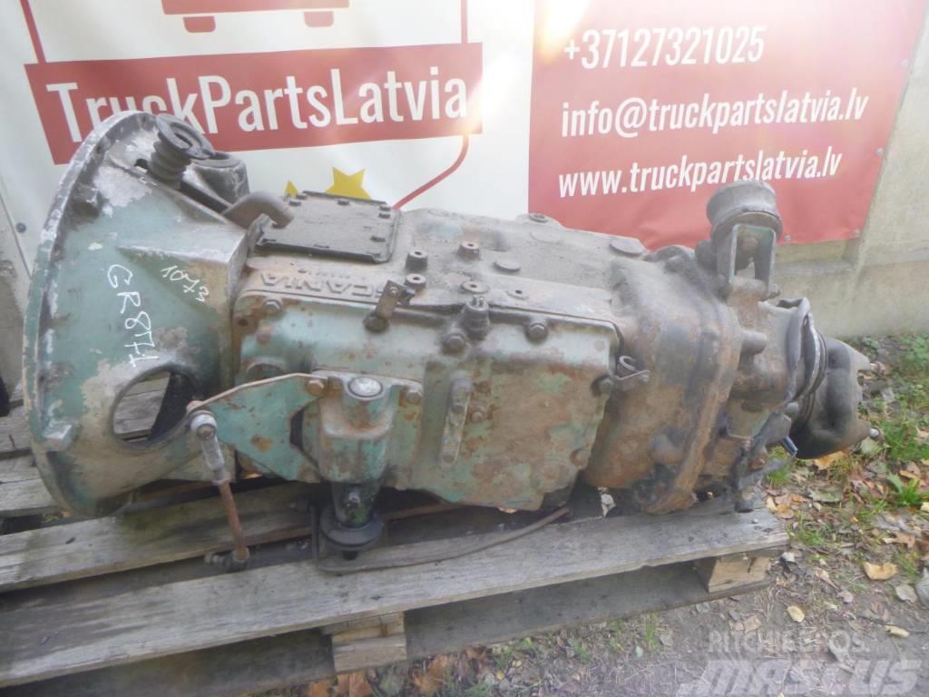 Scania 113  Gearbox GR871