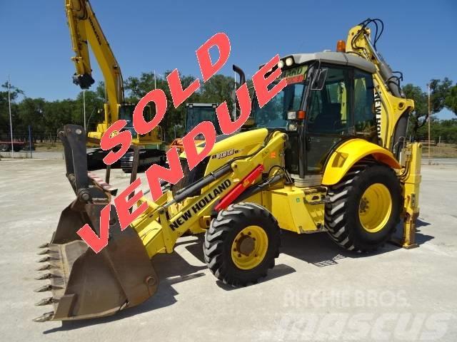 New Holland B 100 B