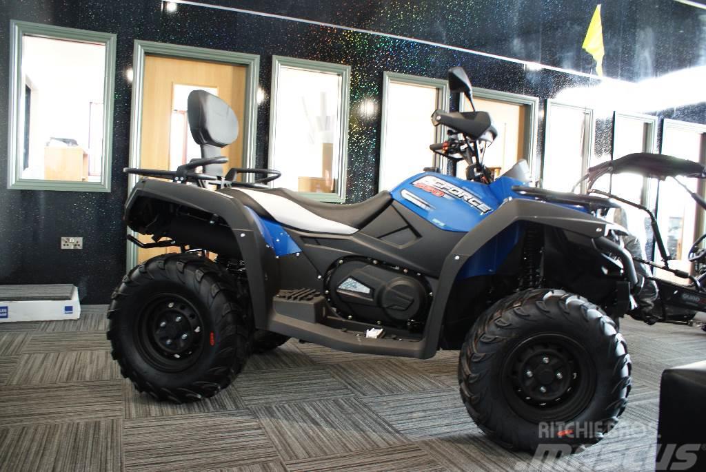 Quadzilla TERRAIN 550 LWB