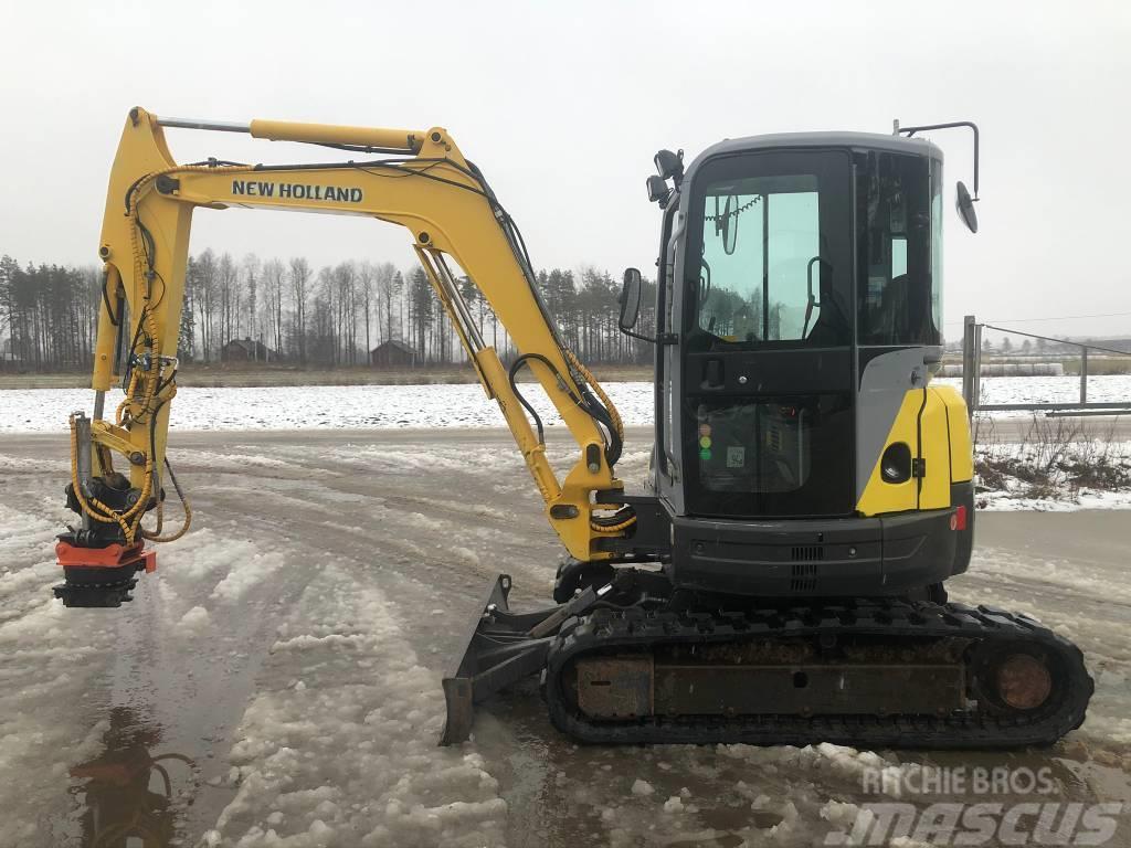 New Holland E40.2 C