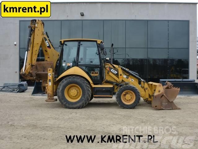 Caterpillar 432 428 JCB 3CX CASE 580 590 KOMATSU WB 93 VOLVO