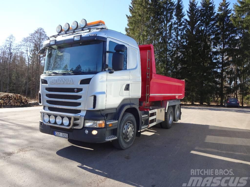 Scania R480LB6x2HSZ