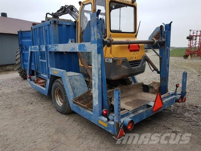 Trailer Engineering Mini-digger